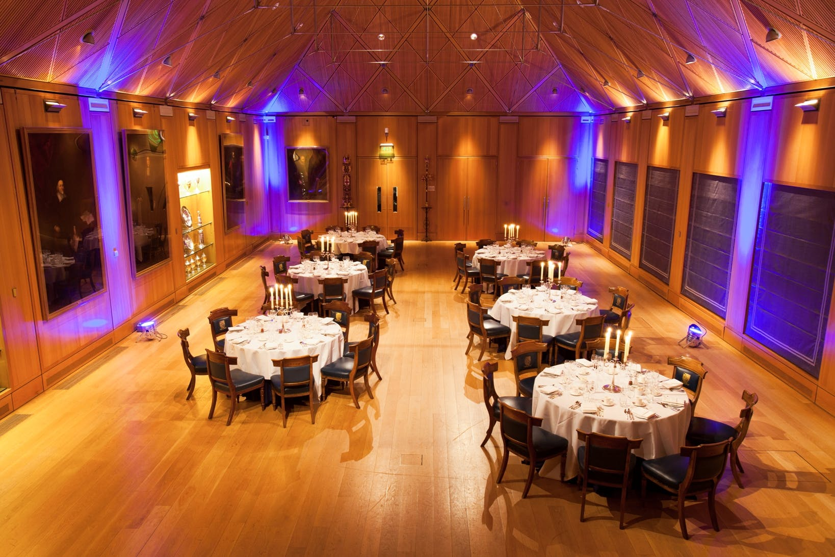 Haberdashers hall london wedding venues
