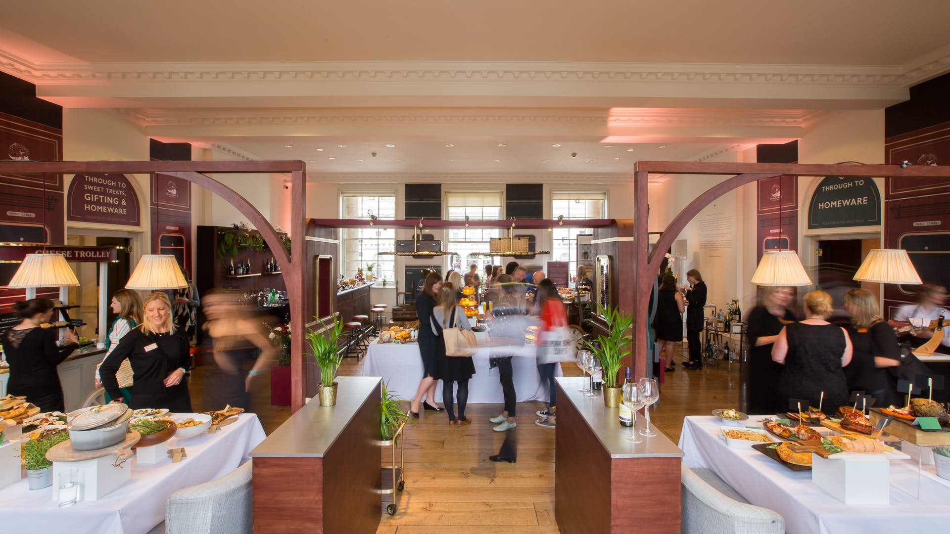 The Portico Rooms Business Hire Somerset House