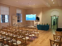 Hire Space - Venue hire The Portico Rooms at Somerset House