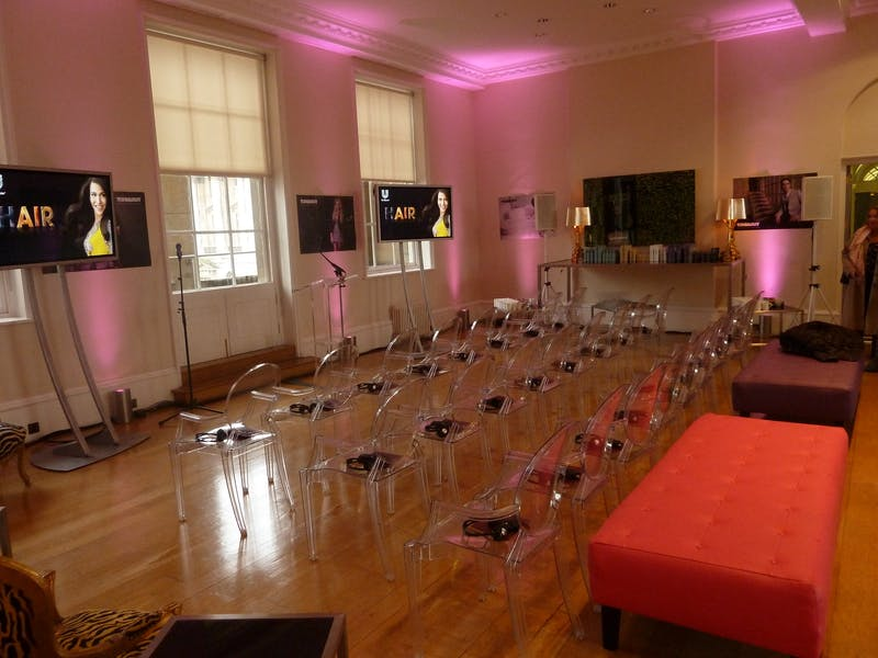 Photo of The Portico Rooms at Somerset House