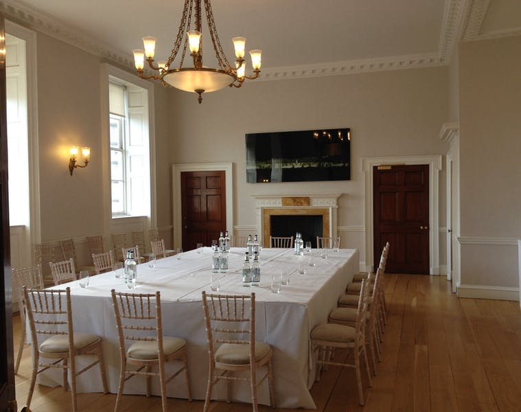 Photo of The Navy Board Rooms at Somerset House