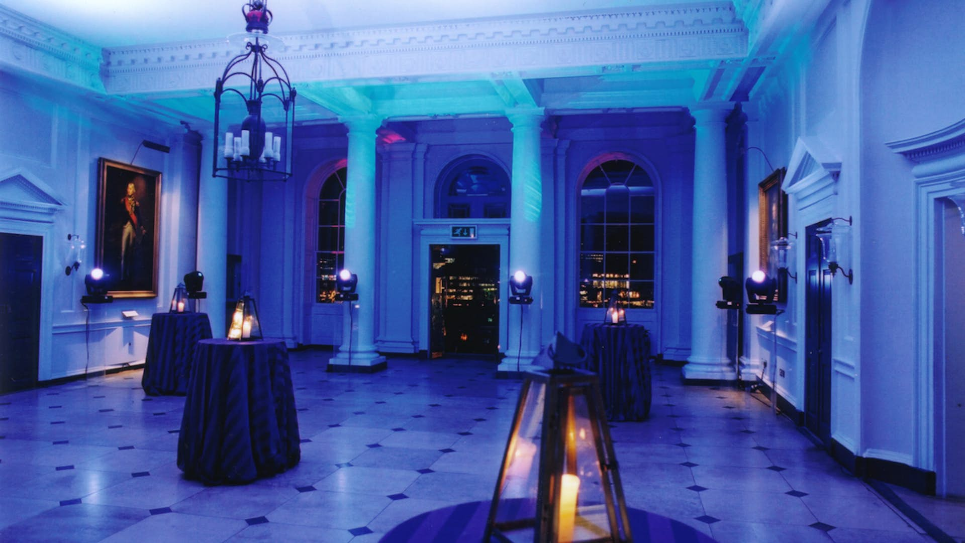 The seamen 39 s hall events hire somerset house for Charity motors on grand river