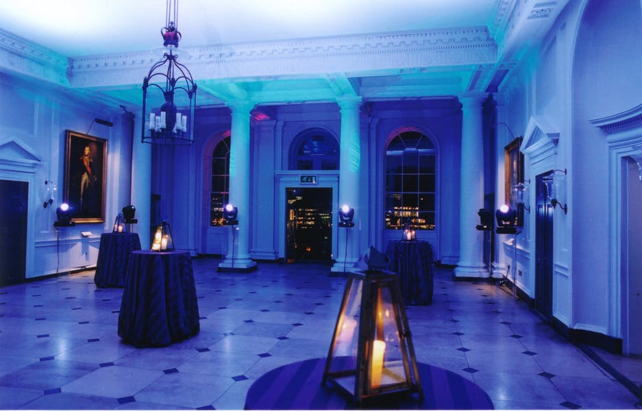 Photo of The Seamen's Hall at Somerset House