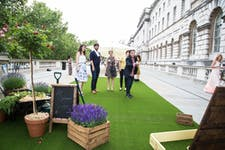Hire Space - Venue hire The River Terrace at Somerset House