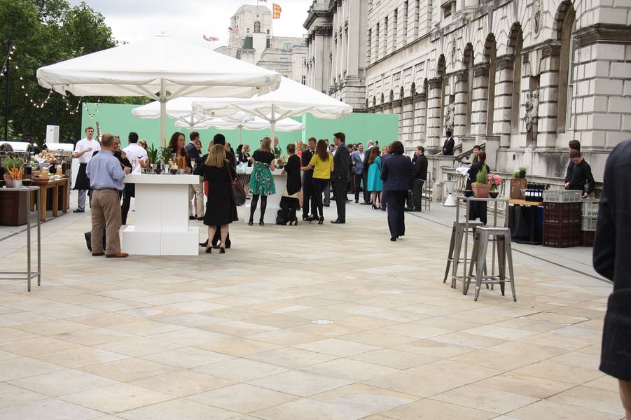 Photo of The River Terrace at Somerset House