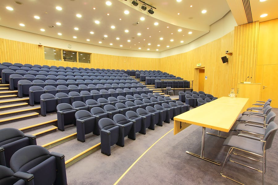 Photo of Lecture Theatre at Rooms on Regent's Park
