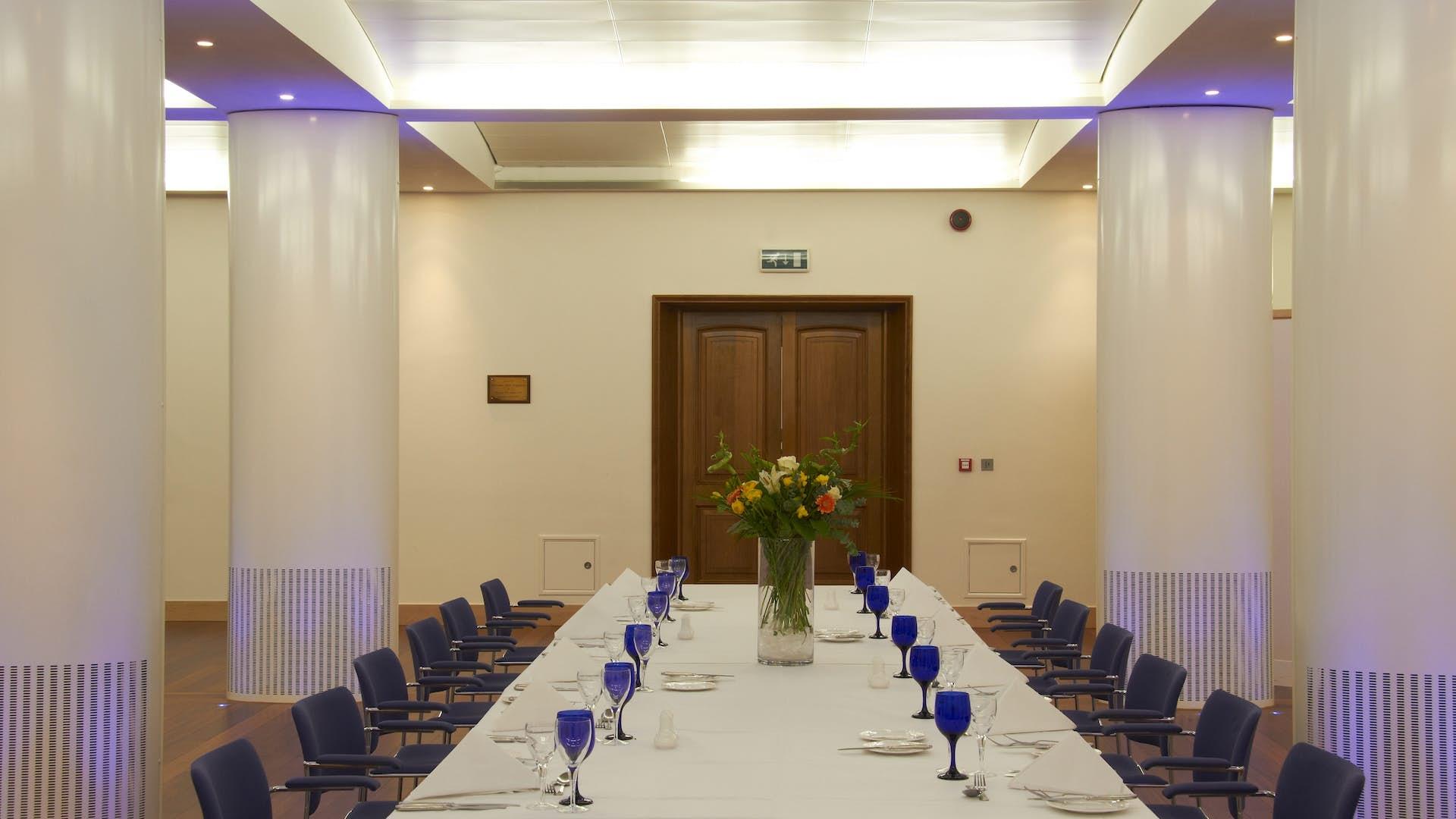 Reception Hall At Rooms On Regent S Park