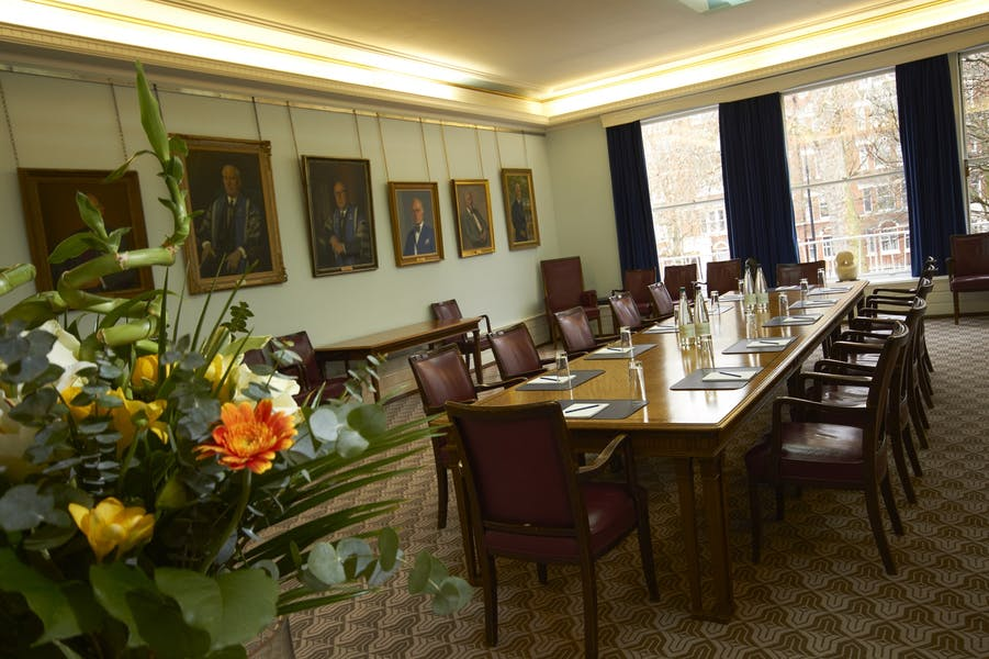 Photo of Committee Room at Rooms on Regent's Park