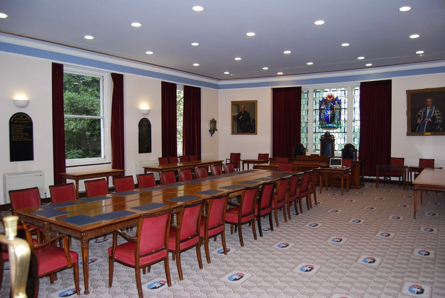 Photo of Council Chamber at Rooms on Regent's Park