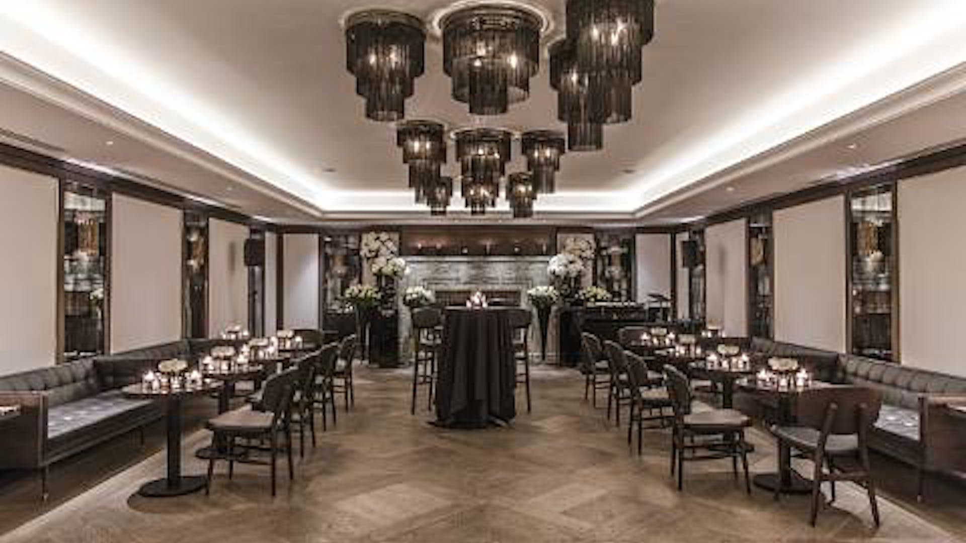 Danziger Suite B Events Hire The May Fair London