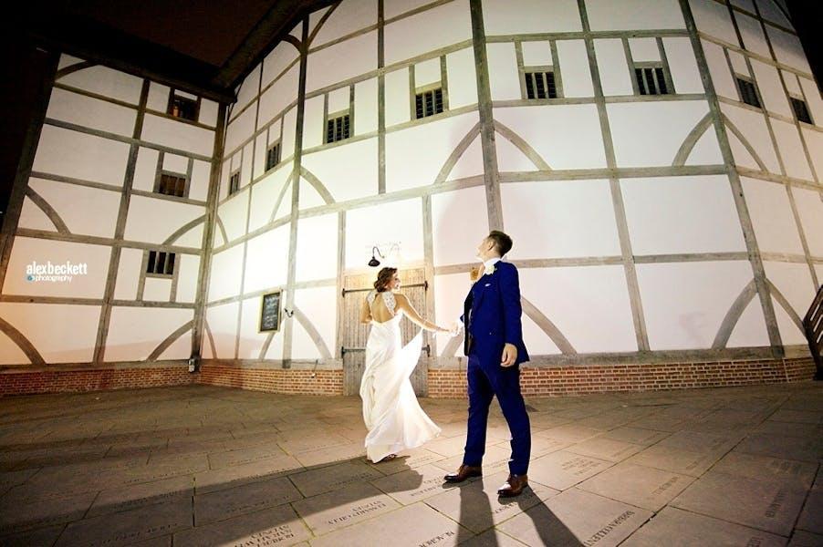 Photo of Underglobe at Shakespeare's Globe