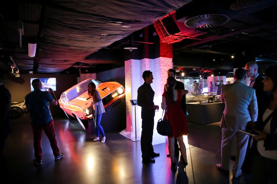 Photo of Main Gallery  at London Film Museum Covent Garden