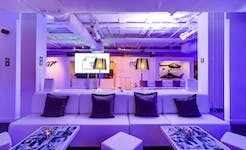 Hire Space - Venue hire Cellar Three at London Film Museum Covent Garden
