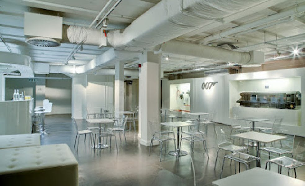 Photo of Cellar 3 (cafe) at London Film Museum Covent Garden