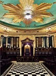 Hire Space - Venue hire The Masonic Temple at Andaz London Liverpool Street