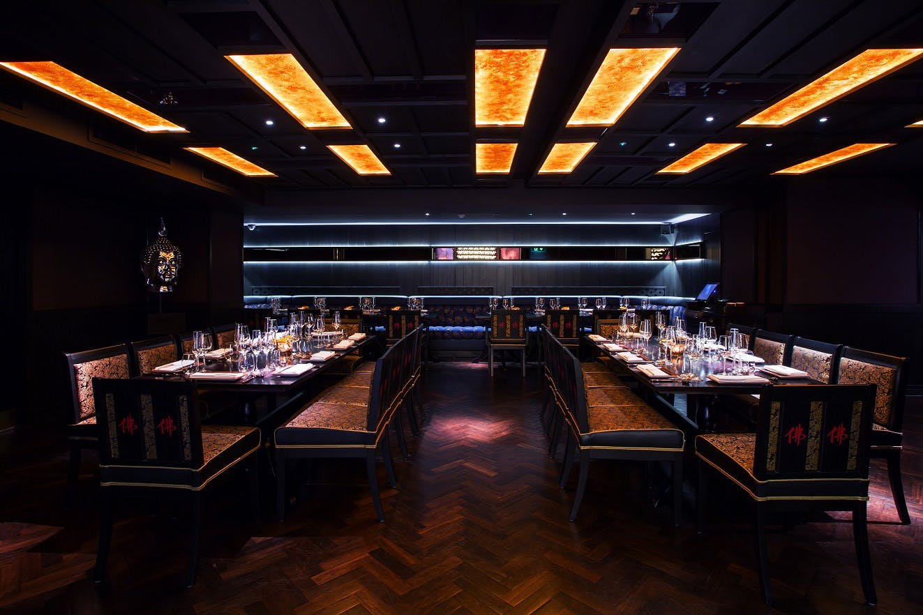 Marvelous Hire Space   Venue Hire The Private Dining Room At Buddha Bar London ...