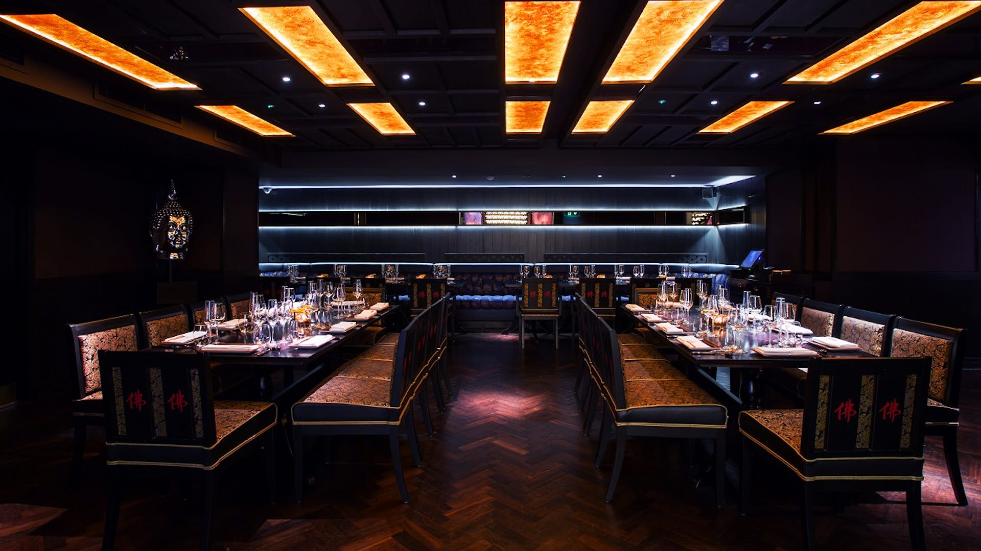 The Private Dining Room Dining Buddha Bar London
