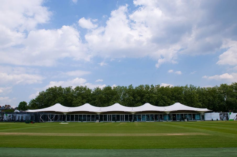 Photo of Nursery Pavilion at Lord's Cricket Ground