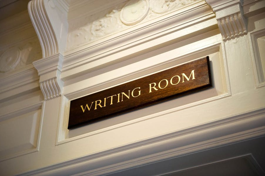 Photo of The Writing Room at Lord's Cricket Ground