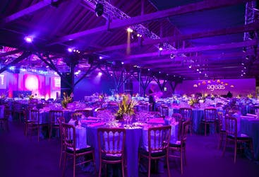 Hire Space - Venue hire Great Gallery at Tobacco Dock