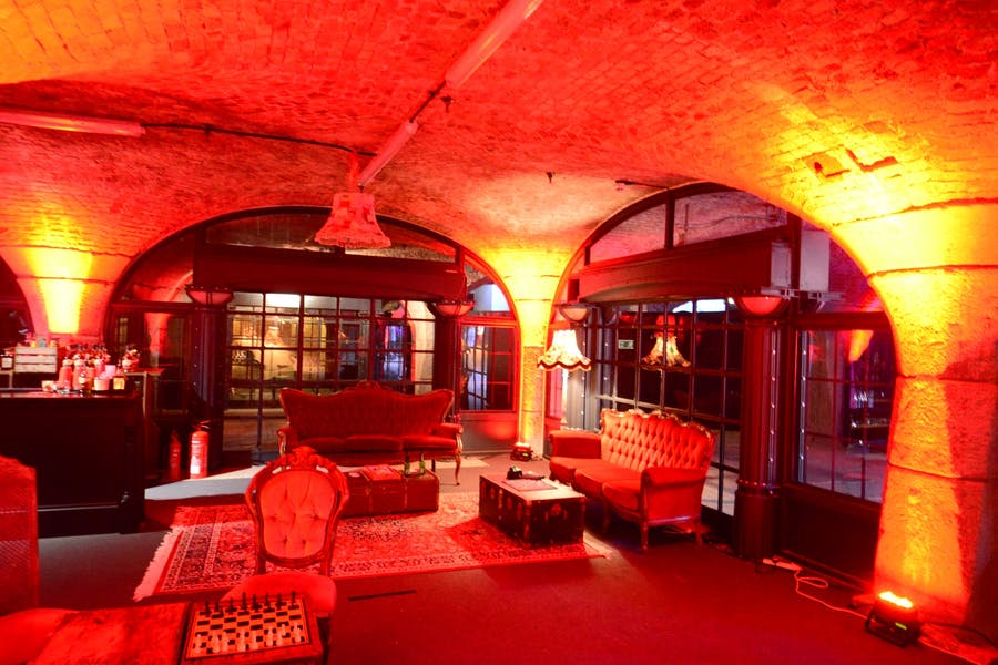 Photo of North & South Vaults at Tobacco Dock
