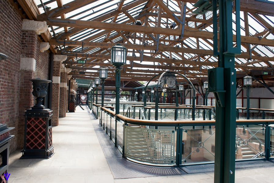 Photo of Dock Gallery at Tobacco Dock