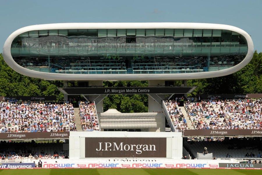 Photo of J.P. Morgan Media Centre at Lord's Cricket Ground