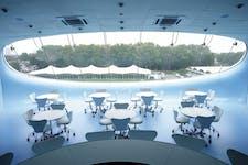 Hire Space - Venue hire J.P. Morgan Media Centre at Lord's Cricket Ground