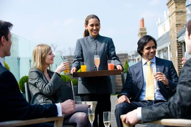Hire Space - Venue hire Pavilion Roof Terrace at Lord's Cricket Ground