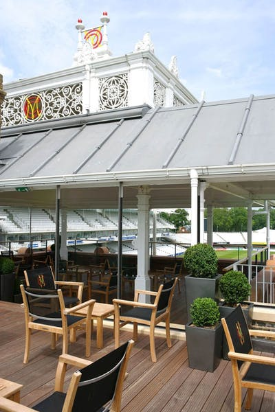Photo of Pavilion Roof Terrace at Lord's Cricket Ground