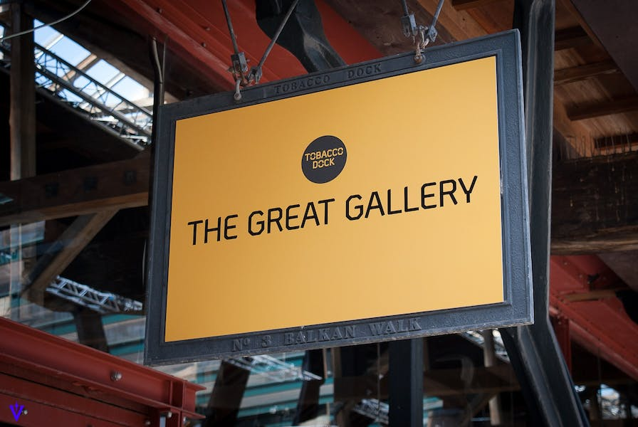 Photo of Great Gallery at Tobacco Dock
