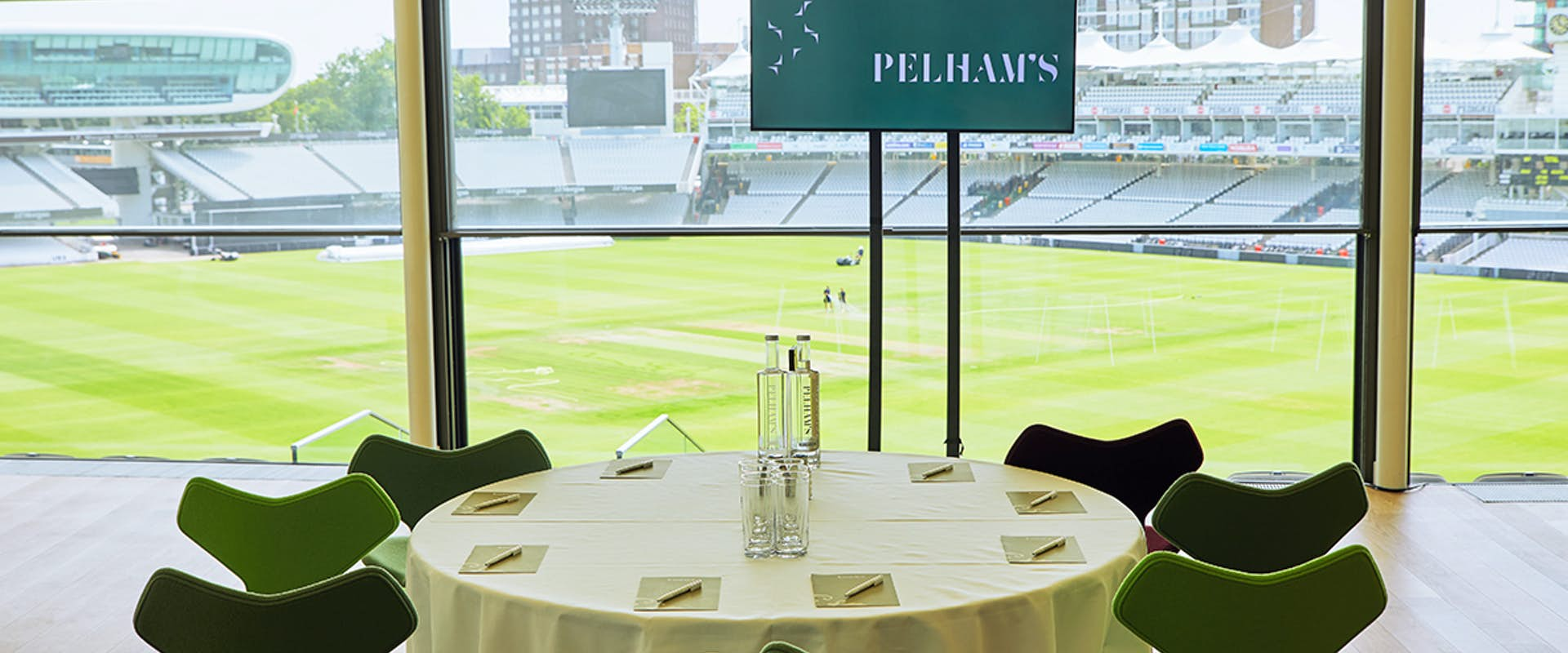 Pelham's at Lord's Cricket Ground