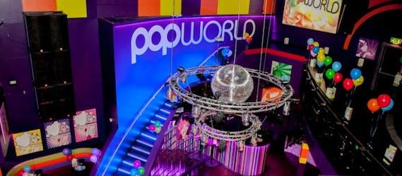 Hire Space - Venue hire VIP Top Floor at Popworld Birmingham