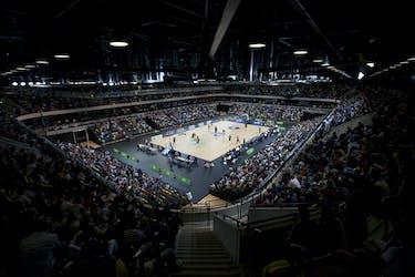 Hire Space - Venue hire Main Arena at Copper Box Arena