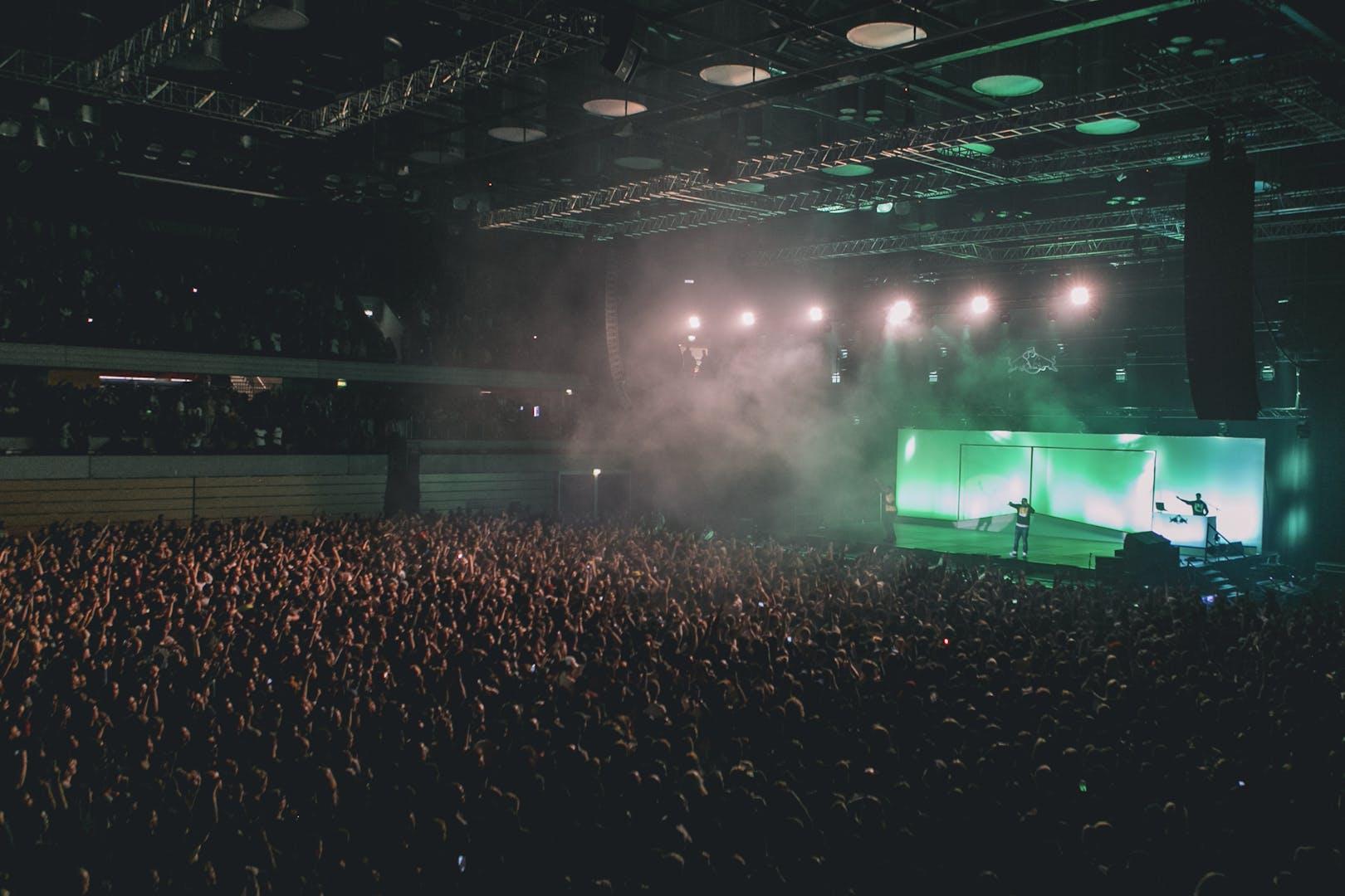 Main Arena Arts Hire The Copper Box Arena