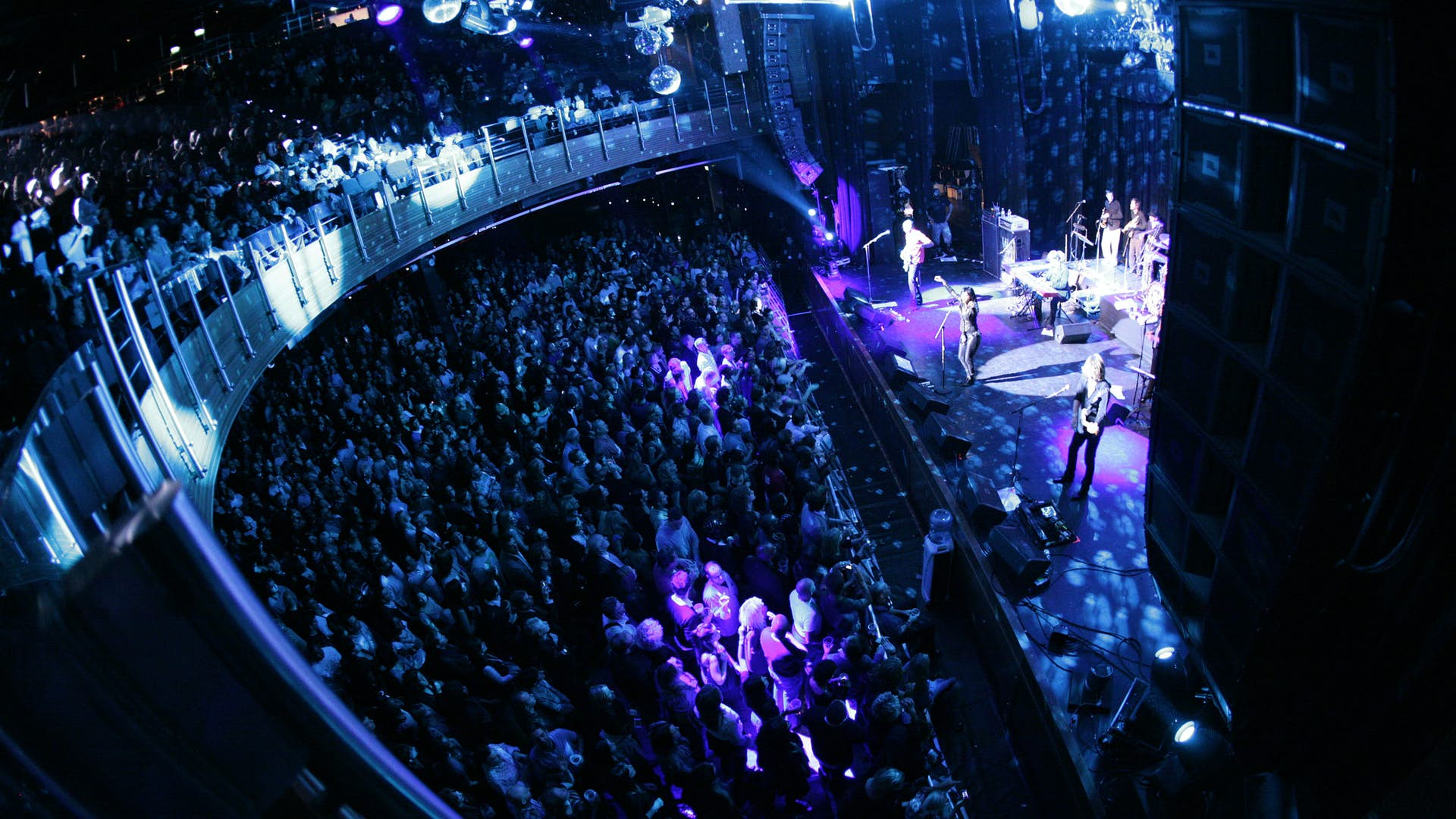 Whole venue arts hire indigo at the o2 for The indigo