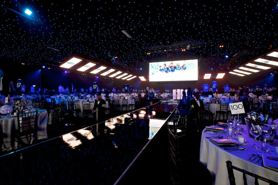 Photo of Whole Venue at Battersea Evolution