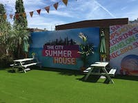 Hire Space - Venue hire Summer Party Chiki Tiki Package at The City Summer House
