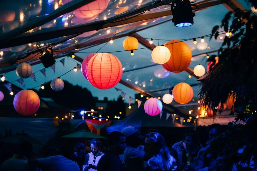Photo of Summer Party Chiki Tiki Package at The City Summer House