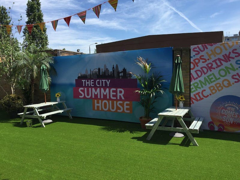Photo of Summer Party Centre Stage Package at The City Summer House