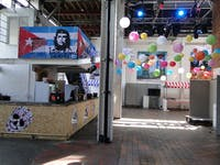 Hire Space - Venue hire Summer Party Centre Stage Package at The City Summer House