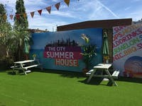 Hire Space - Venue hire 'Access all Areas' Package at The City Summer House