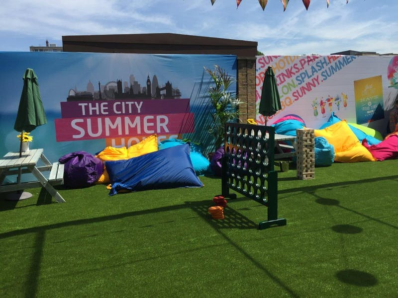Photo of 'Access all Areas' Package at The City Summer House