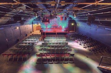 Hire Space - Venue hire The Club at Gorilla Manchester
