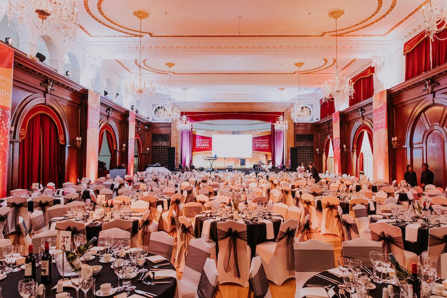 Photo of The Main Hall at The Porchester Hall