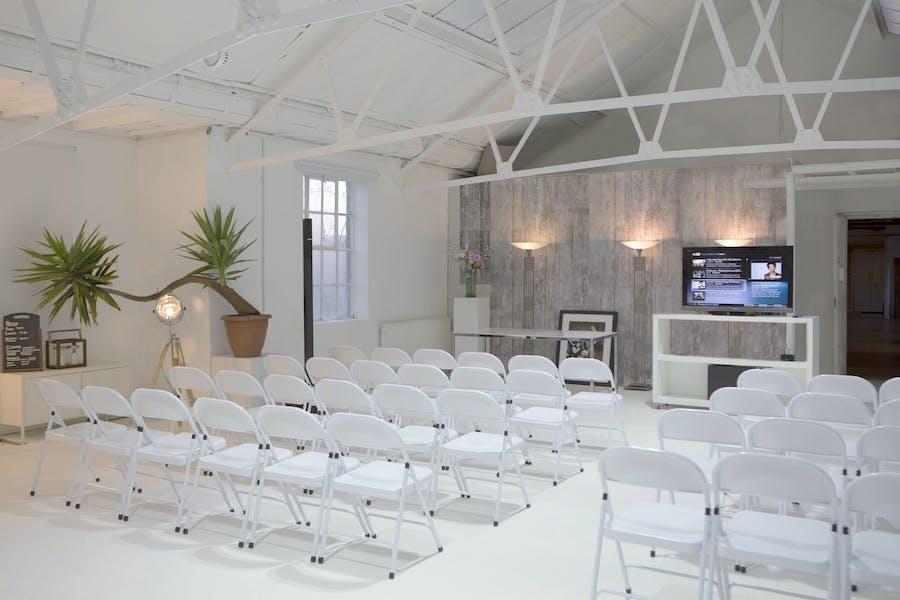 Photo of White Loft at Lumiere London
