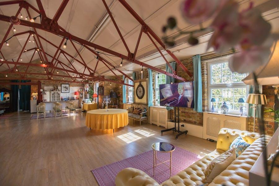 Photo of Victorian Loft at Lumiere London