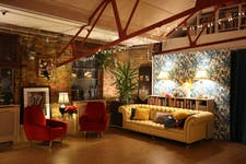 Hire Space - Venue hire Victorian Loft at Lumiere London