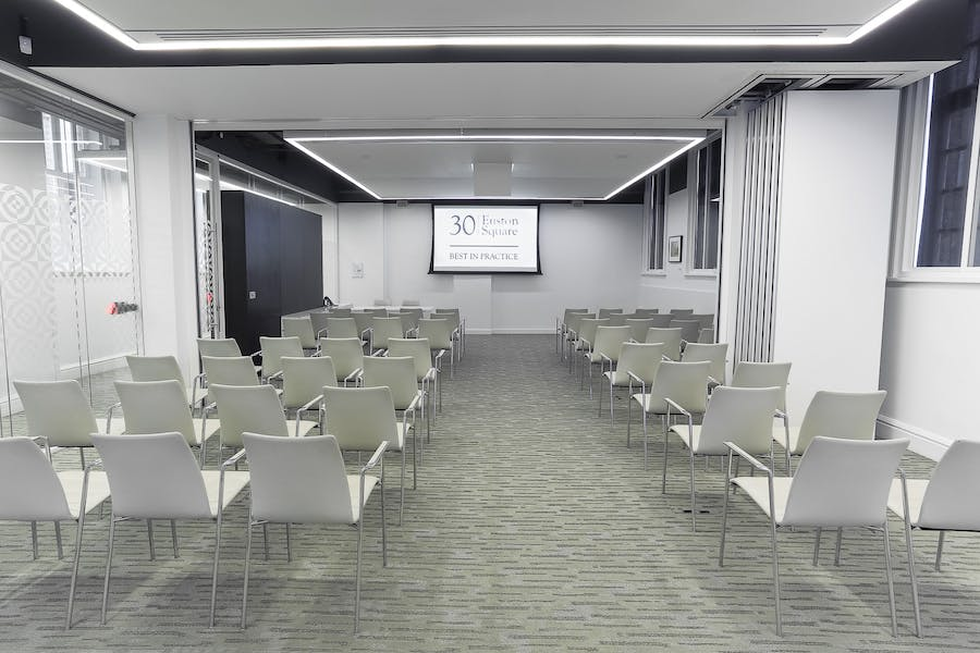 Photo of Ground Floor Rooms at 30 Euston Square