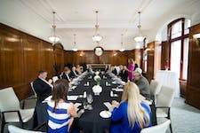 Hire Space - Venue hire Heritage Rooms at 30 Euston Square